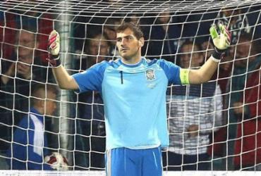 Casillas anuncia candidatura à presidência da Federação Espanhola de Futebol | Divulgação | AFP