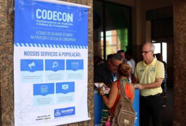 Codecon fiscaliza estabelecimentos e distribui informativos para consumidores | Divulgação