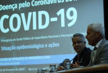 Caso suspeito de coronavírus é monitorado pelo Ministério da Saúde | Fabio Rodrigues Possebom | Agência Brasil