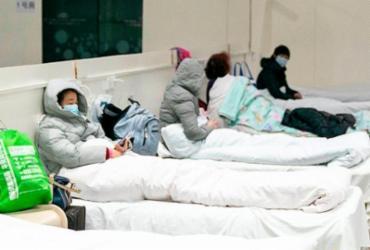 China registra 139 mortos por coronavírus em Hubei | Divulgação | AFP