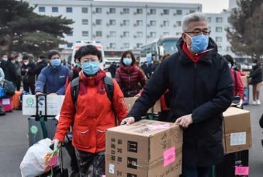 Japão registra caso reincidente de coronavírus em um mesmo paciente | Foto: Xinhua | Agência Brasil