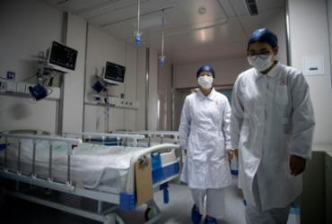 China já tem mais de 2,3 mil mortes pelo novo coronavírus | Noel Celis | AFP