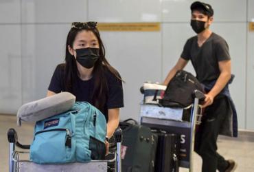 Coronavírus: governo tenta evitar escassez de equipamento de segurança | Nelson Almeida | AFP