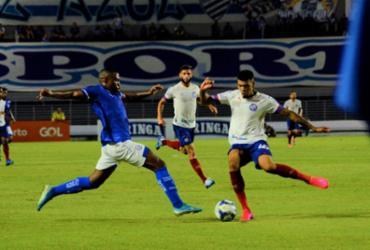 Bahia supera o CSA e conquista primeiro triunfo fora de casa no Nordestão | Augusto Oliveira | CSA