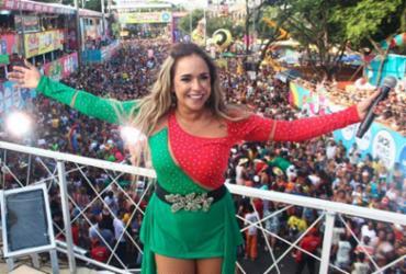 Daniela Mercury arrasta multidão no Campo Grande | Vitor Pontes | Divulgação