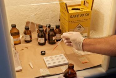 Teste identifica drogas sintéticas em menos de 1 minuto | Secom