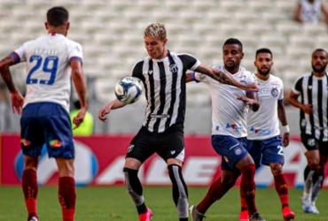 Bahia leva gol nos acréscimos e cede empate ao Ceará | Stephan Eilert | Ceará Sporting Club