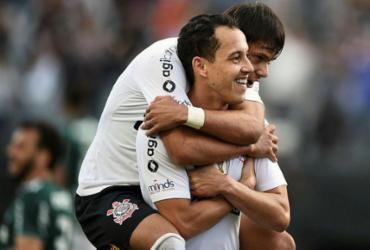 Bahia anuncia acerto com meia Rodriguinho, novo camisa 10 | Wesley Santos | Estadão Conteúdo
