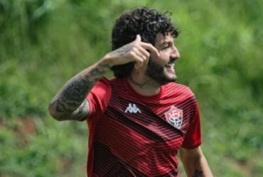 Com portões fechados, Vitória faz treino tático antes de duelo pelo Nordestão | Letícia Martins | EC Vitória