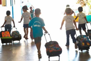 Matrícula na educação infantil cresceu 12,6% nos últimos cinco anos |