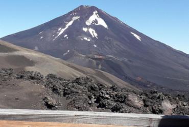 Expedição Chile: subida à Cratera Navidad, formada a partir de erupção vulcânica | Thaís Seixas | Ag. A TARDE