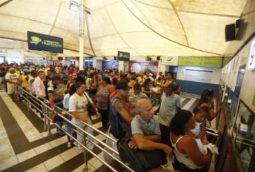 Passageiros esperam até 2h para embarcar no ferry-boat | Rafael Martins | Ag. A TARDE