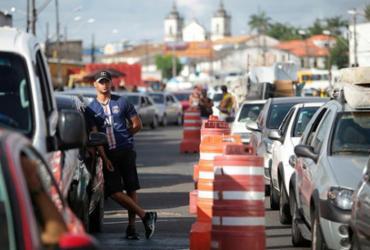 Terminal São Joaquim tem movimento é intenso para embarque | Raphael Müller | Ag. A TARDE