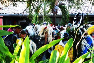 Festival Infantil de Caretas abre Carnaval de Praia do Forte