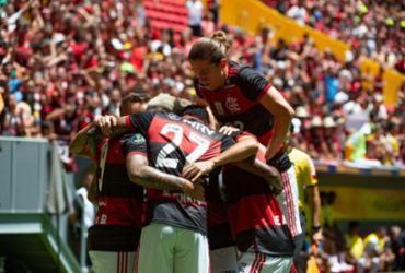 Flamengo inicia 2020 com título da Supercopa do Brasil | Alexandre Vidal | Flamengo