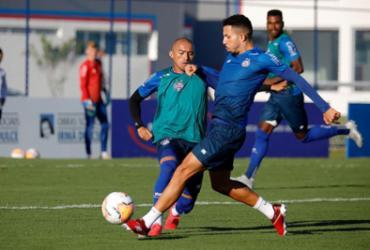 Contra o Ceará, Bahia tenta se recuperar na Copa do Nordeste | Felipe Oliveira | EC Bahia