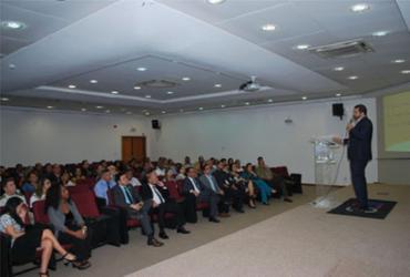 Fórum vai padronizar ações de órgãos | Divulgação | Ascom-Saeb