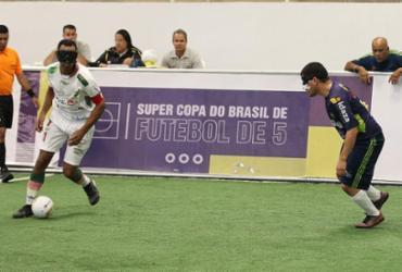 Futebol de 5: baianos tentam findar série gaúcha de títulos |