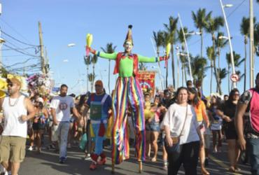 Fuzuê anima Circuito Orlando Tapajós no pré-Carnaval |