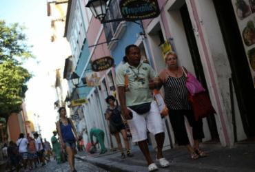 Muito: o cotidiano de guias de turismo que atuam no Centro Histórico |