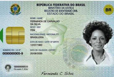 Governo prorroga prazo para aplicação da nova carteira de identidade | Divulgação | TSE