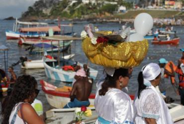 Festa de Iemanjá deverá ter o mesmo esquema de segurança da Lavagem do Bonfim, diz Bruno Reis | Adilton Venegeroles | Ag. A TARDE