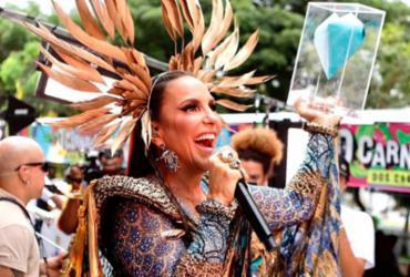 Ivete Sangalo é agraciada com música do Carnaval no circuito Osmar | Rafa Mattei | Divulgação
