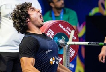 Brasil inicia etapa da Copa do Mundo de Halterofilismo com 3 medalhas  