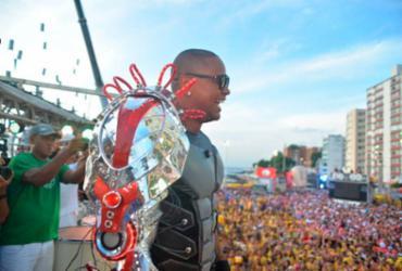 Léo Santana comanda arrastão na Quarta-feira de Cinzas | Divulgação