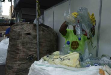 Quase 40 toneladas de material reciclável são recolhidas em Carnaval | Reprodução