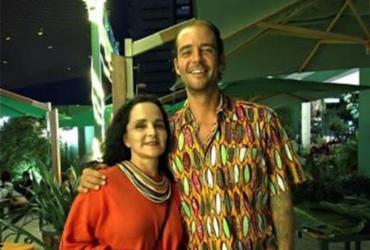 Luiza Olivetto e Diego Badaró receberam em torno de Mart'nália e Vik Muniz | Reprodução