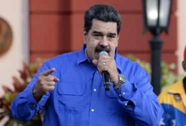 Maduro acusa Bolsonaro de arrastar Brasil para 'conflito armado' | Federico Parra | AFP