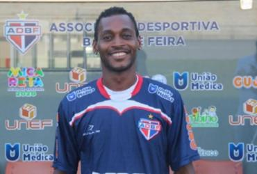 Meia-atacante Marquinhos, ex-Vitória, acerta com o Bahia de Feira | Divulgação | Bahia de Feira