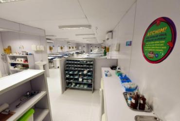 Módulos terão testes para infarto e estoque de preservativos | Valter Pontes | Secom