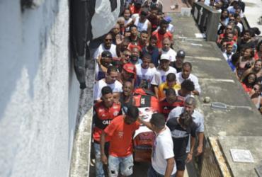 MP pede indenização maior para famílias de mortos no Ninho do Urubu | Tânia Rêgo | Agência Brasil