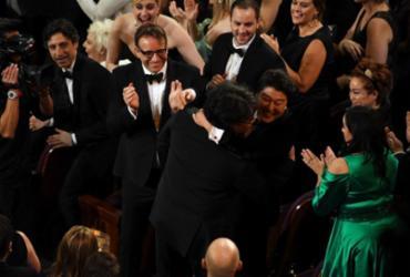 Oscar 2020: Parasita surpreende como grande vencedor da noite   Kevin Winter   AFP