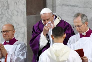 Papa cancela toda agenda desta sexta | Alberto Pizzoli | AFP