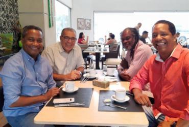 PCdoB, PT e PSB abrem diálogo visando à construção de um bloco |