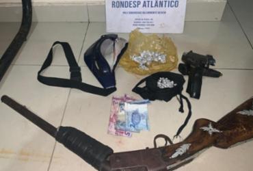 Homem é morto portando pistola turca em São Cristóvão | Divulgação | SSP