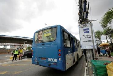 Operação combate roubos a ônibus durante o Carnaval | Adilton Venegeroles | Ag. A TARDE