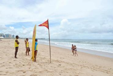 Inema aponta sete praias impróprias para banho em Salvador | Shirley Stolze | Ag. A TARDE