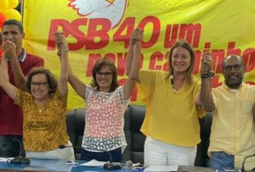 Nova presidente do PSB de Cachoeira, vereadora é lançada pré-candidata a prefeita | Foto: Divulgação / PSB