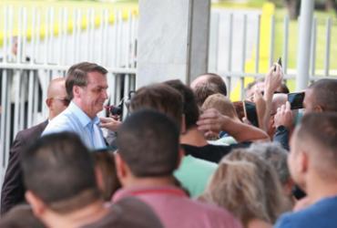 Reforma administrativa está pronta, diz Bolsonaro | Valter Campanato | Agência Brasil