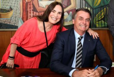 Posse de Regina Duarte fica para março | Marcos Correa | Brazilian Presidency | AFP