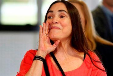 Regina Duarte exclui publicações após atores reclamarem que não apoiam governo Bolsonaro | Sergio Lima | AFP