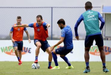 Rodriguinho faz sua primeira atividade no Bahia | Felipe Oliveira | EC Bahia