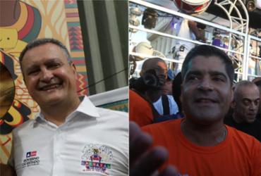 Rui e Neto animam folia da Barra. Campo Grande vem minguando | Aditlton Venegeroles e Felipe Iruatã | Ag. A TARDE
