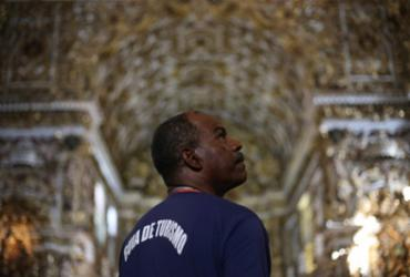 Guias de turismo: oito horas para mostrar cinco séculos da história de Salvador | Raphael Mueller/Ag. A TARDE