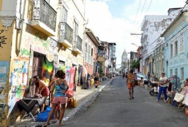 Tráfego é alterado no Santo Antônio Além do Carmo durante o Carnaval | Shirley Stolze | Ag A TARDE