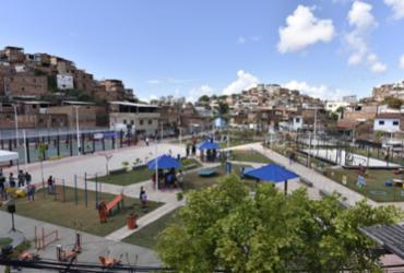 Moradores de Saramandaia passam a contar com nova praça | Divulgação | Secom